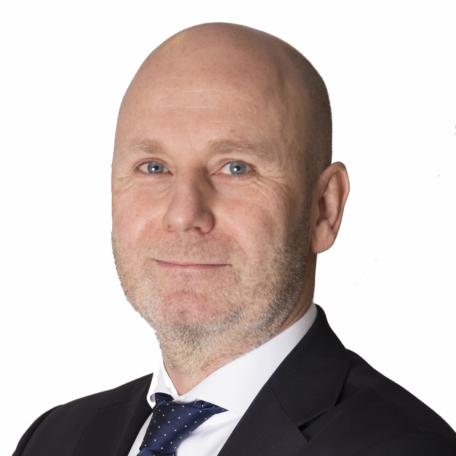 Brede Huser, Managing Director of Norwegian Reward