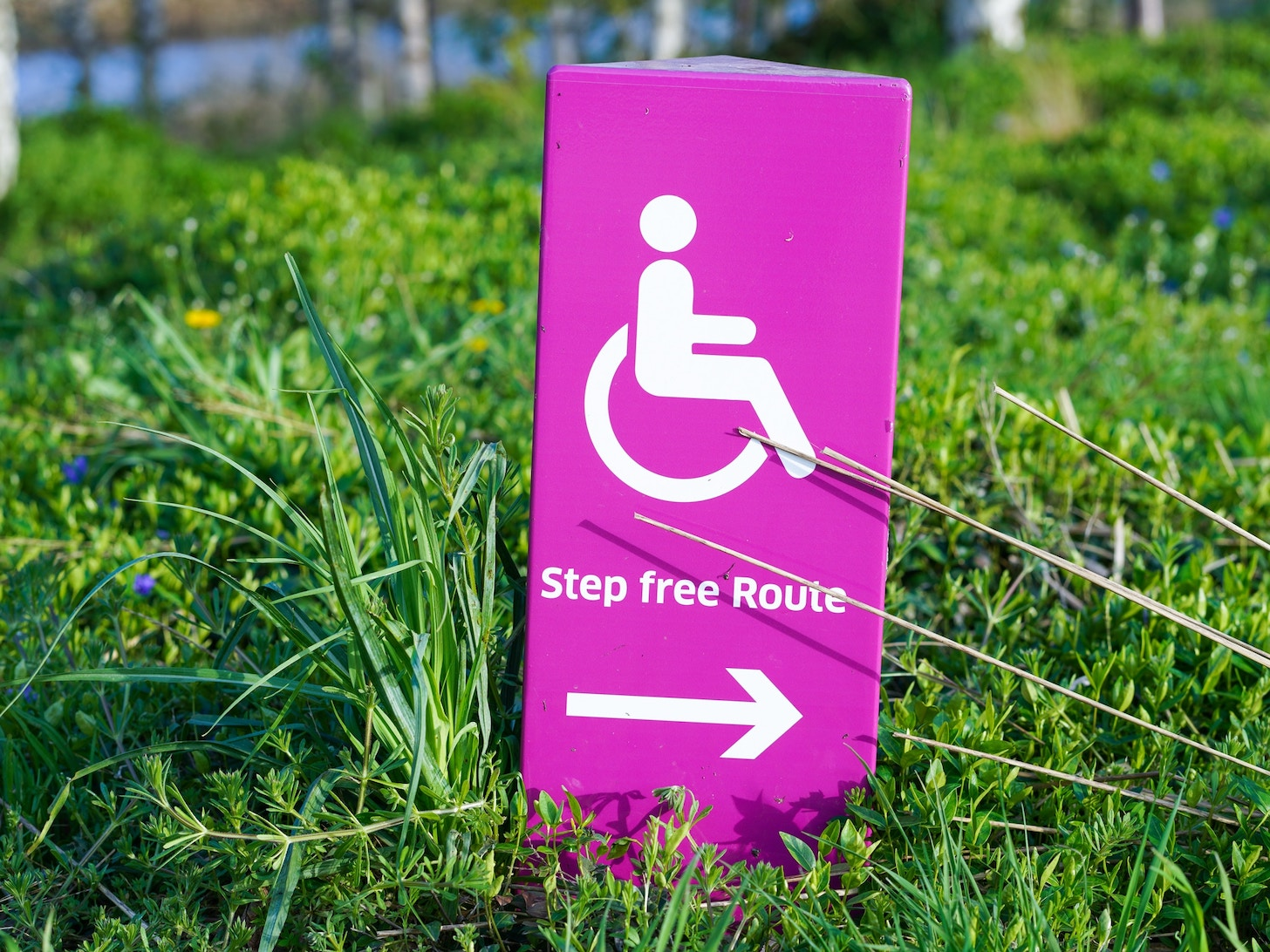 'There is great potential for hoteliers in the accessibility market'. Photo: Unsplash