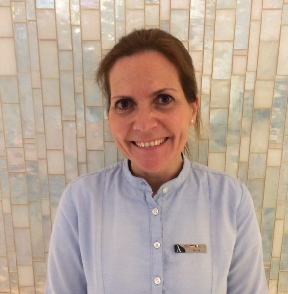 Sylvia de San Cristóbal, Front Office Manager at Amare Marbella Beach Hotel