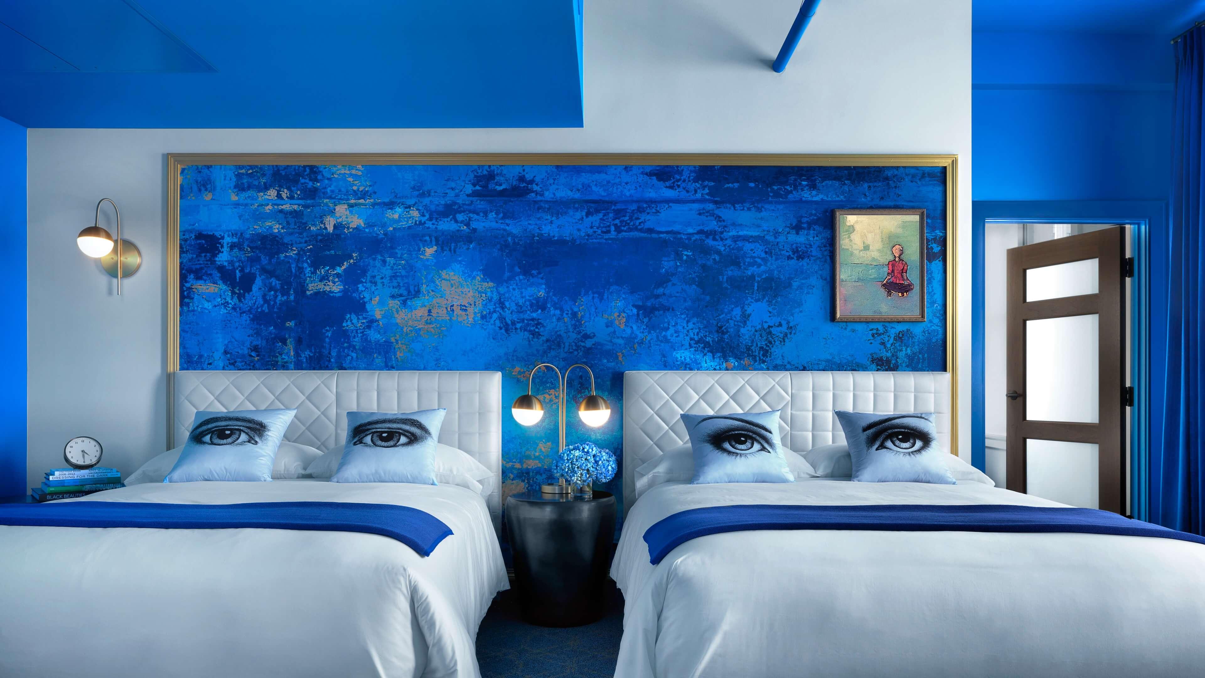Amazon Queen Bleu can colour impact guest satisfaction? | click. magazine