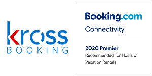 kross booking + attached badge
