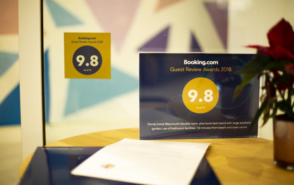 Rating Of Booking.Com Booking Accommodations