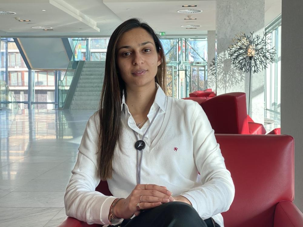 Shazia Din, Head of Digital, Sana Hotels